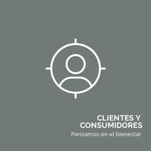 Clientes y Consumidores