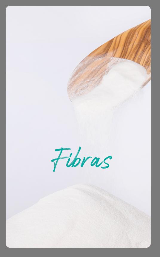 Productos fibras