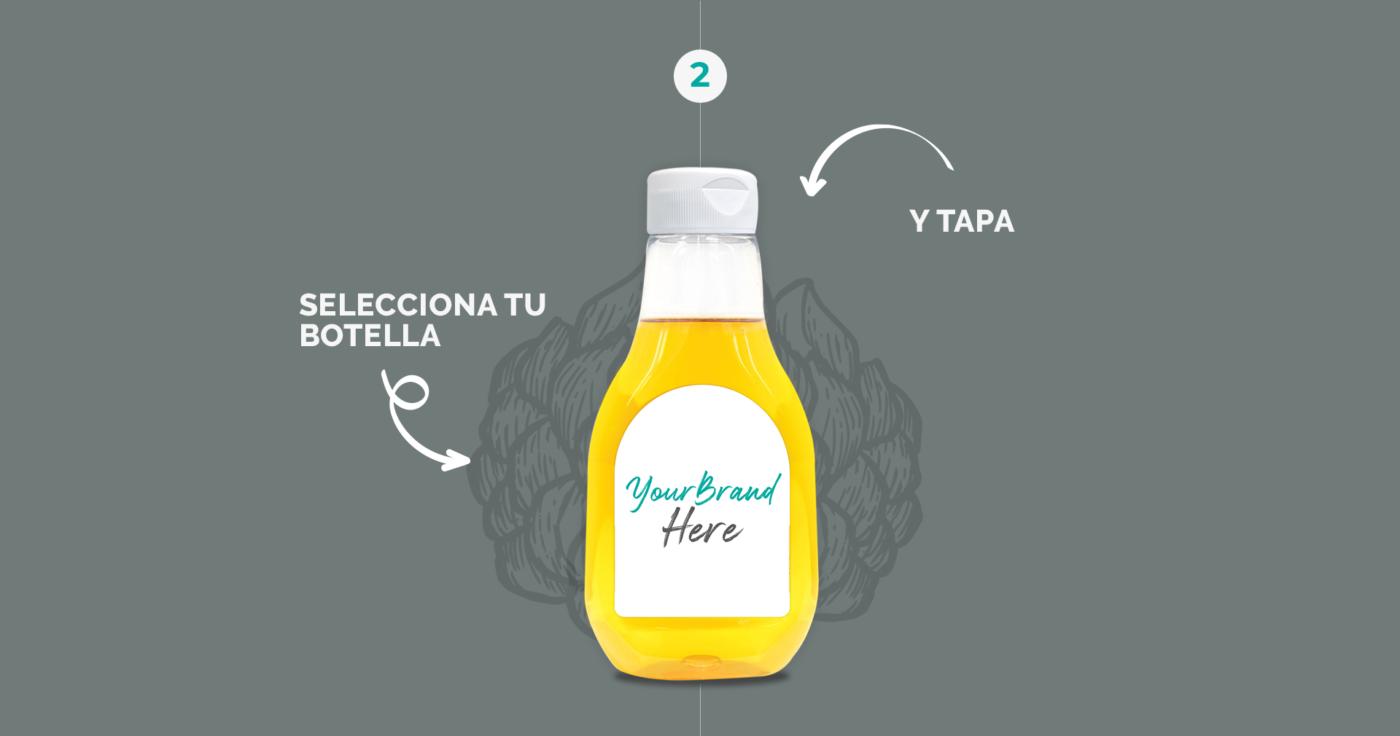 Selecciona tu botella