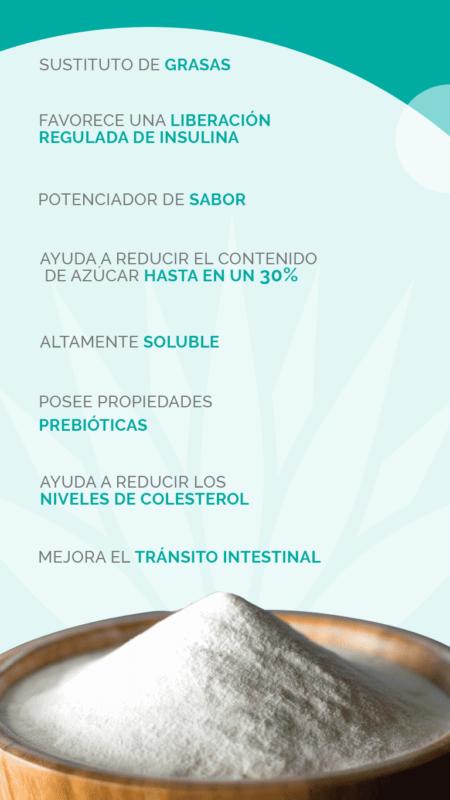 Beneficios de la fibra
